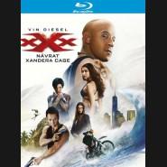 xXx: Návrat Xandera Cage (xXx: The Return Of Xander Cage) Blu-ray