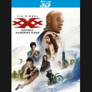 xXx: Návrat Xandera Cage (xXx: The Return Of Xander Cage) Blu-ray 3D+2D