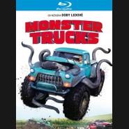 Monster Trucks (Monster Trucks) Blu-ray