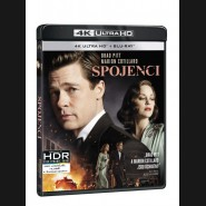 Spojenci (Allied)  UHD+BD - 2 x Blu-ray