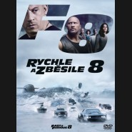 RYCHLE A ZBĚSILE 8 (The Fate of the Furious) DVD
