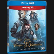 PIRÁTI Z KARIBIKU 5: SALAZAROVA POMSTA (Pirates of the Caribbean: Dead Men Tell No Tales) Blu-ray 3D + 2D
