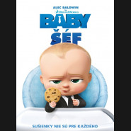 Baby šéf / Mimi šéf (The Boss Baby 2017) DVD