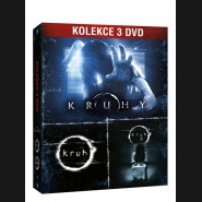 Kruhy kolekce 3DVD (Rings 3-Movie Collection) DVD