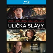 ULIČKA SLÁVY (Billy Lynn's Long Halftime Walk)   Blu-ray