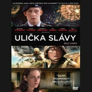 ULIČKA SLÁVY (Billy Lynn's Long Halftime Walk) DVD