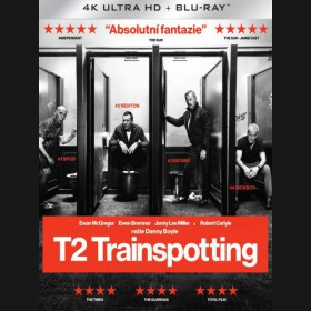 T2 TRAINSPOTTING UHD+BD - 2 x Blu-ray