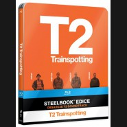 T2 TRAINSPOTTING  Blu-ray STEELBOOK + CD