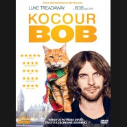 KOCOUR BOB (A Street Cat Named Bob)  DVD