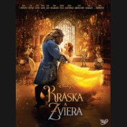 KRÁSKA A ZVÍŘE (Beauty and the Beast) DVD