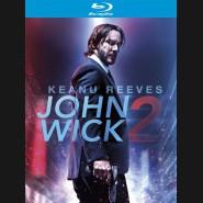 JOHN WICK 2 Blu-ray