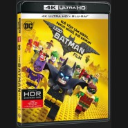 LEGO Batman Film (The LEGO Batman Movie) UHD+BD - 2 x Blu-ray