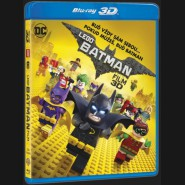 LEGO Batman Film (The LEGO Batman Movie) 3D+2D Blu-ray