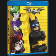 LEGO Batman Film (The LEGO Batman Movie) Blu-ray