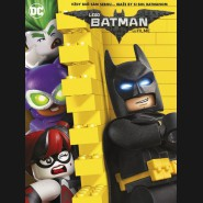 LEGO Batman Film (The LEGO Batman Movie) DVD
