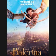 Balerína (Ballerina) DVD