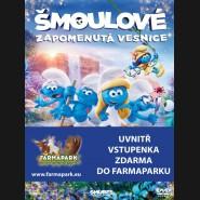 ŠMOULOVÉ: ZAPOMENUTÁ VESNICE / Šmolkovia: Zabudnutá dedinka (Smurfs: The Lost Village) - DVD
