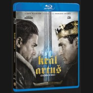 Král Artuš: Legenda o meči (King Arthur: Legend of the Sword) Blu-ray