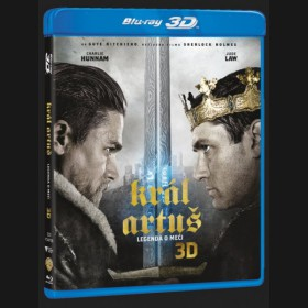 Král Artuš: Legenda o meči (King Arthur: Legend of the Sword) Blu-ray 3D + 2D