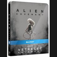 VETŘELEC: Covenant ( Alien: Covenant) Blu-ray STEELBOOK