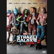 STRÁŽCI GALAXIE VOL. 2 (Guardians of the Galaxy Vol. 2) - DVD