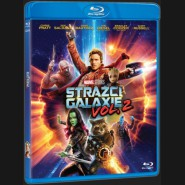 STRÁŽCI GALAXIE VOL. 2 (Guardians of the Galaxy Vol. 2) Blu-ray