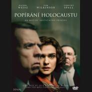 POPÍRÁNÍ HOLOCAUSTU  (Denial) DVD