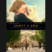 ÚKRYT V ZOO (The Zookeeper's Wife) DVD