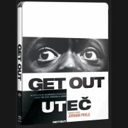 Uteč (Get Out) Blu-ray steelbook