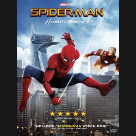 SPIDER-MAN: HOMECOMING DVD
