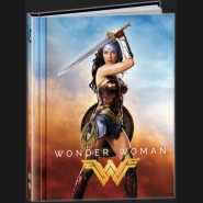 WONDER WOMAN -  Blu-ray 3D + 2D digibook