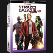 Strážci Galaxie + Strážci Galaxie Vol. 2 (Guardians of the Galaxy + Guardians of the Galasy Vol. 2) DVD