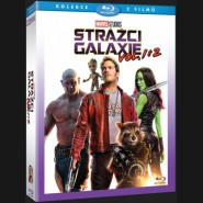 Strážci Galaxie + Strážci Galaxie Vol. 2 (Guardians of the Galaxy + Guardians of the Galasy Vol. 2) 2XBlu-ray