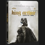 Král Artuš: Legenda o meči (King Arthur: Legend of the Sword) Blu-ray 3D + 2D - steelbook