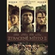 Ztracené město Z (Lost City of Z) DVD