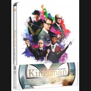 Kingsman: Tajná služba (kingsman: The Secret Service) Blu-ray Steelbook