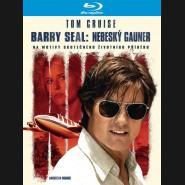 BARRY SEAL: Nebeský gauner Blu-ray