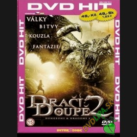 Dračí Doupě 2 (Dungeons & Dragons: Wrath of the Dragon God) DVD