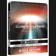 Blízká setkání třetího druhu (Close Encounters of the Third Kind) UHD+BD - 2 x Blu-ray STEELBOOK