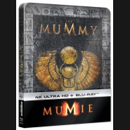 Mumie (The Mummy) 2Blu-ray (UHD+BD) Steelbook
