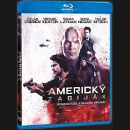 Americký zabiják 2017 (American Assassin) BLU-RAY