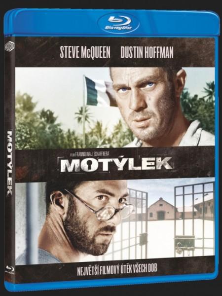 afeacb3471d Motýlek (Papillon) Blu-ray