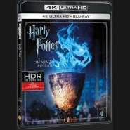 Harry Potter a Ohnivý pohár (Harry Potter and the Goblet of Fire) UHD+BD - 2 x Blu-ray