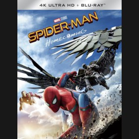 Spider-Man: Homecoming UHD+BD - 2 x Blu-ray