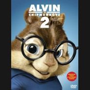Alvin a Chipmunkové 2 (Alvin and the Chipmunks: The Squeakquel) Big Face DVD