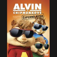 Alvin a Chipmunkové: Čiperná jízda (Alvin and the Chipmunks: The Road Chip) Big Face DVD