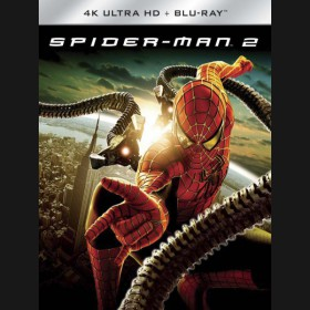 Spider-Man 2 UHD+BD - 2 x Blu-ray
