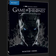 Hra o trůny 7. série (Game of Thrones Season 7) Blu-ray (3 X BD)