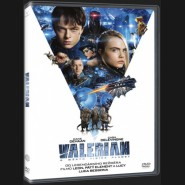 Valerian a město tisíce planet (Valerian and the City of a Thousand Planets) DVD