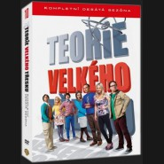 Teorie velkého třesku 10.série 3DVD (Big Bang Theory Season 10 3DVD)